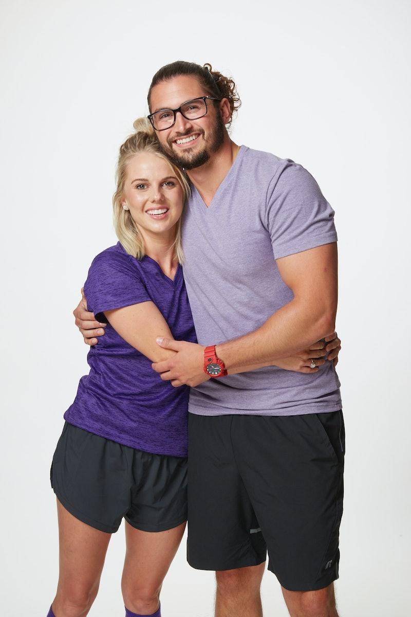 'Big Brother' couple Nicole and Victor