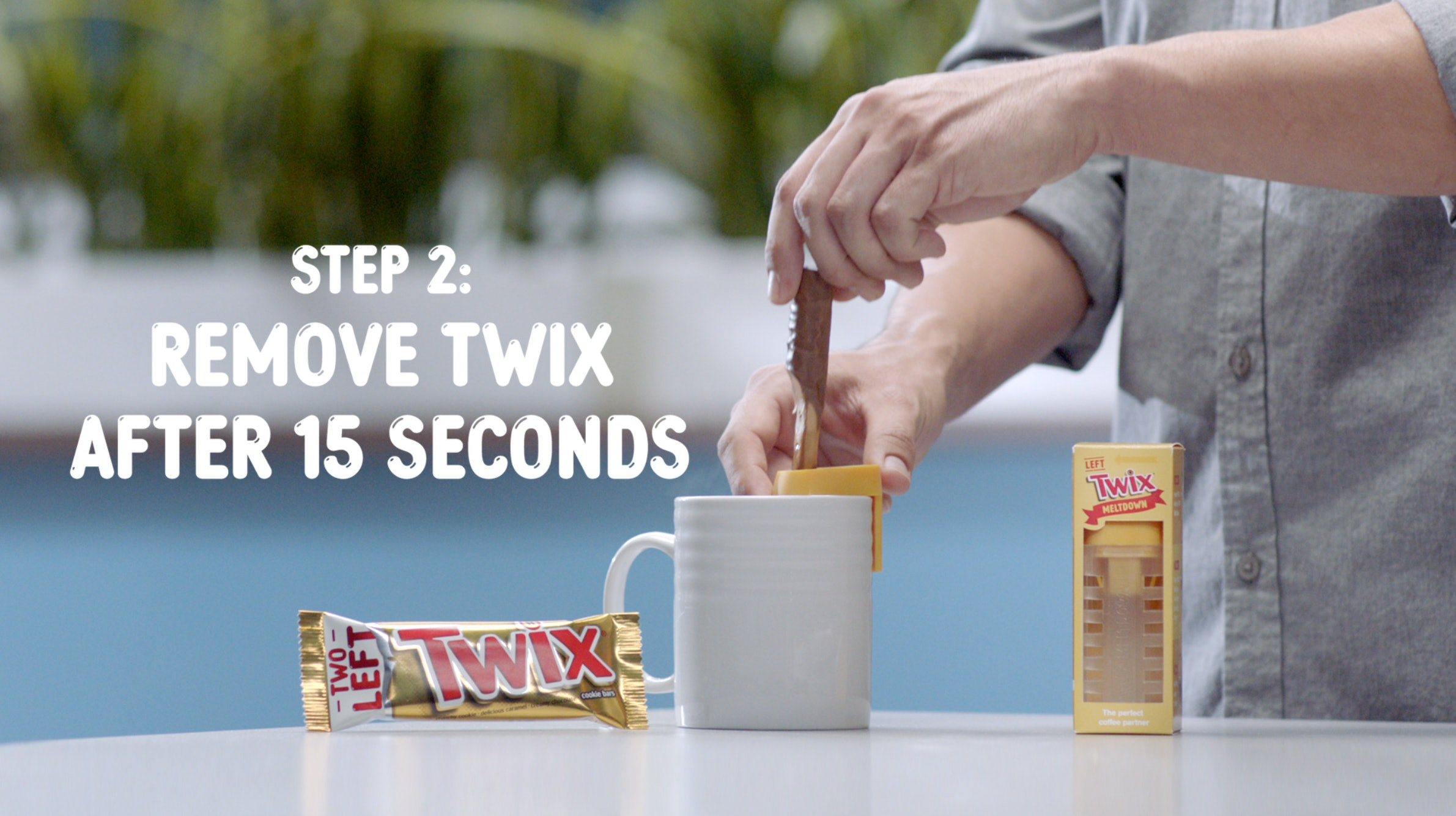 The New Twix Meltdown Just Made Your Mornings So Much More