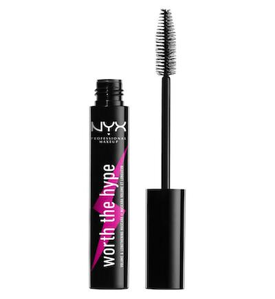 NYX Worth The Hype Volumising & Lengthening Mascara