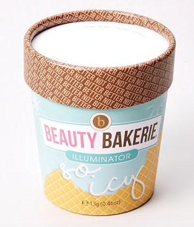 Beauty Bakerie Glistened So Icy Illuminator