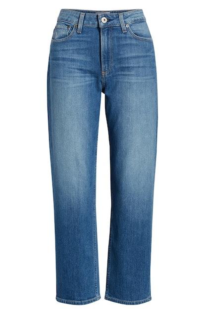 Paige Vintage Noella High Waist Straight Leg Jeans