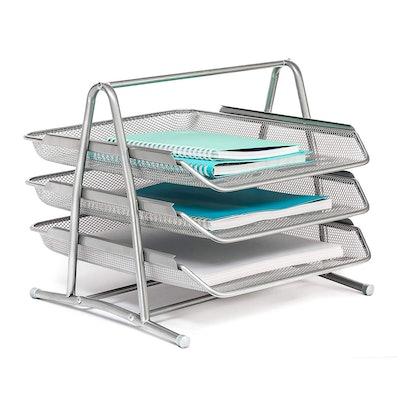 Mindspace 3 Tier Desk Tray Office Organizer