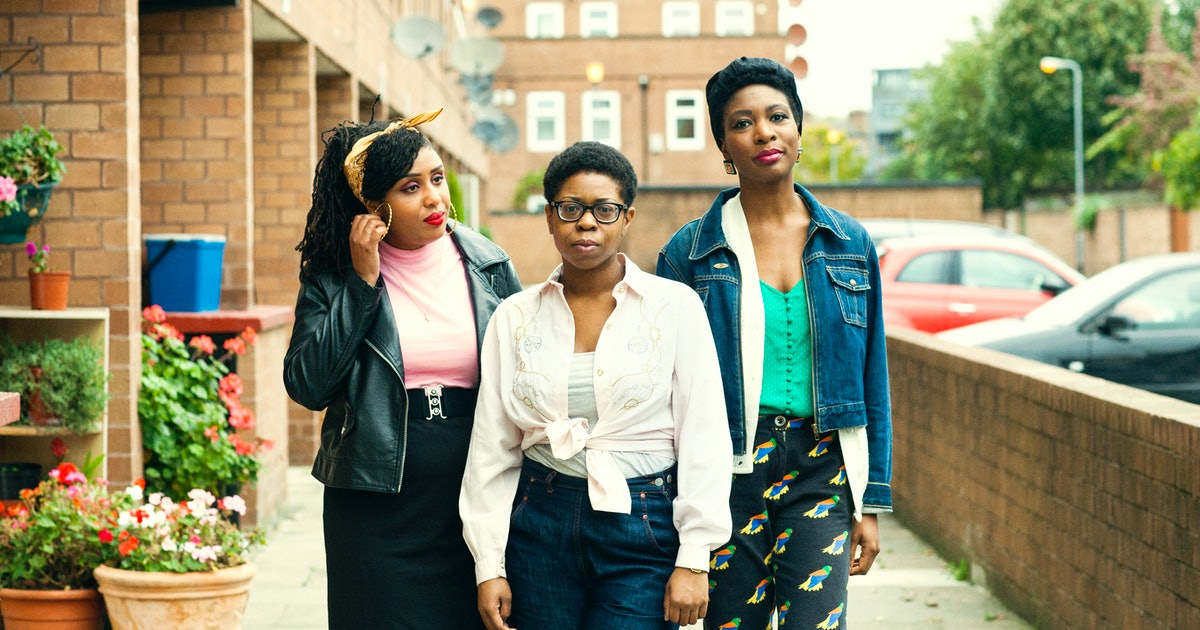Big Joanie Is The Black Feminist Punk Band You Should Be Listening To