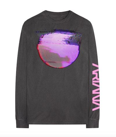 Ariana Grande x NASA Glitch T-Shirt