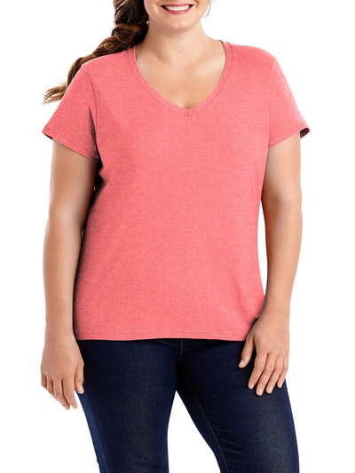 Women's X-temp Short Sleeve V-neck T-Shirt