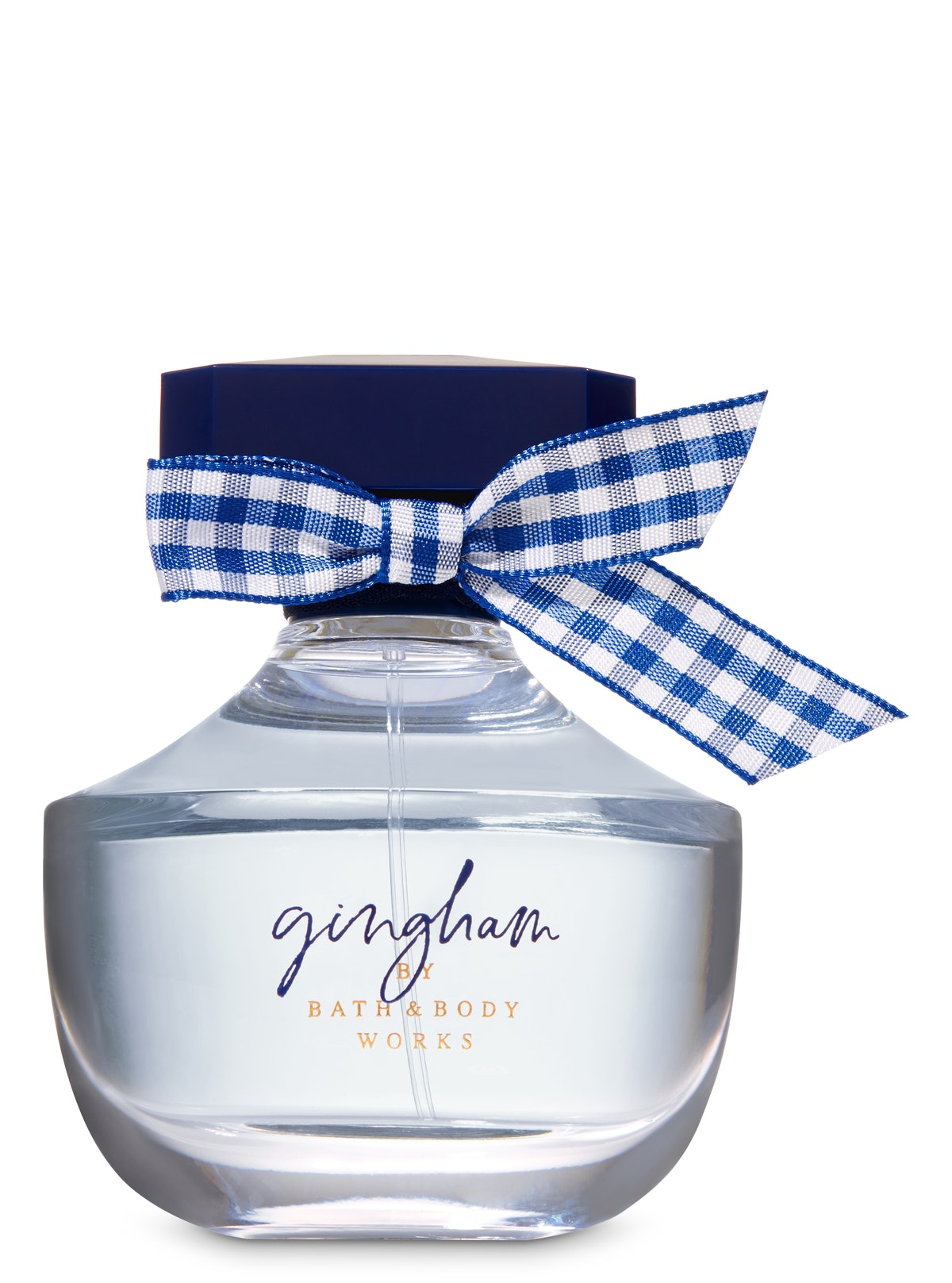 Bath & Body Works' New Gingham Fragrance Will Make You Smell Great, Without Being Overpowering