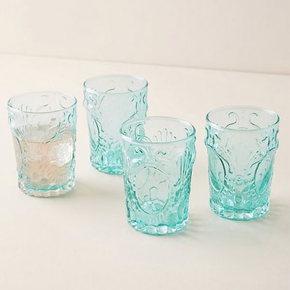Sadie Juice Glasses, Set of 4