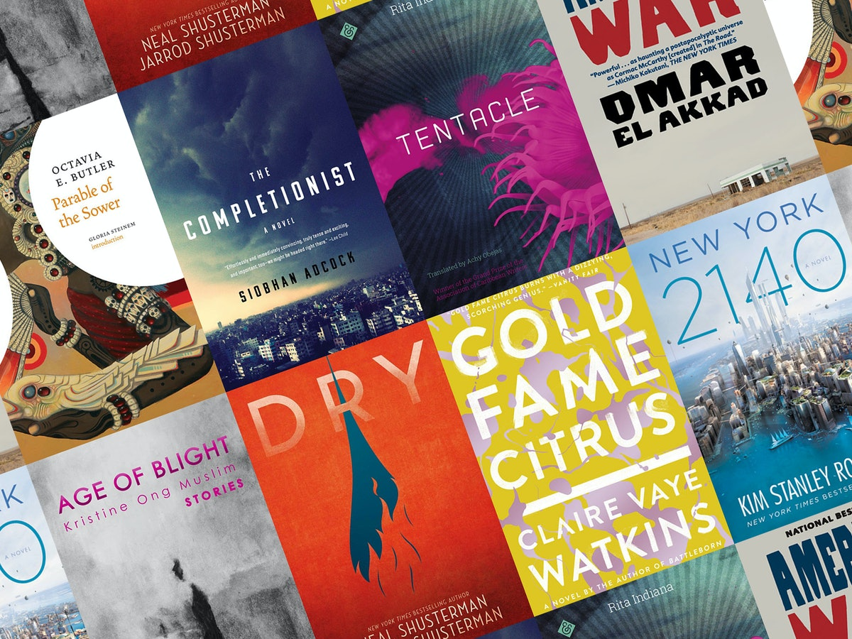 The Real Threat Of Climate Change, Explored In 11 Works Of Fiction