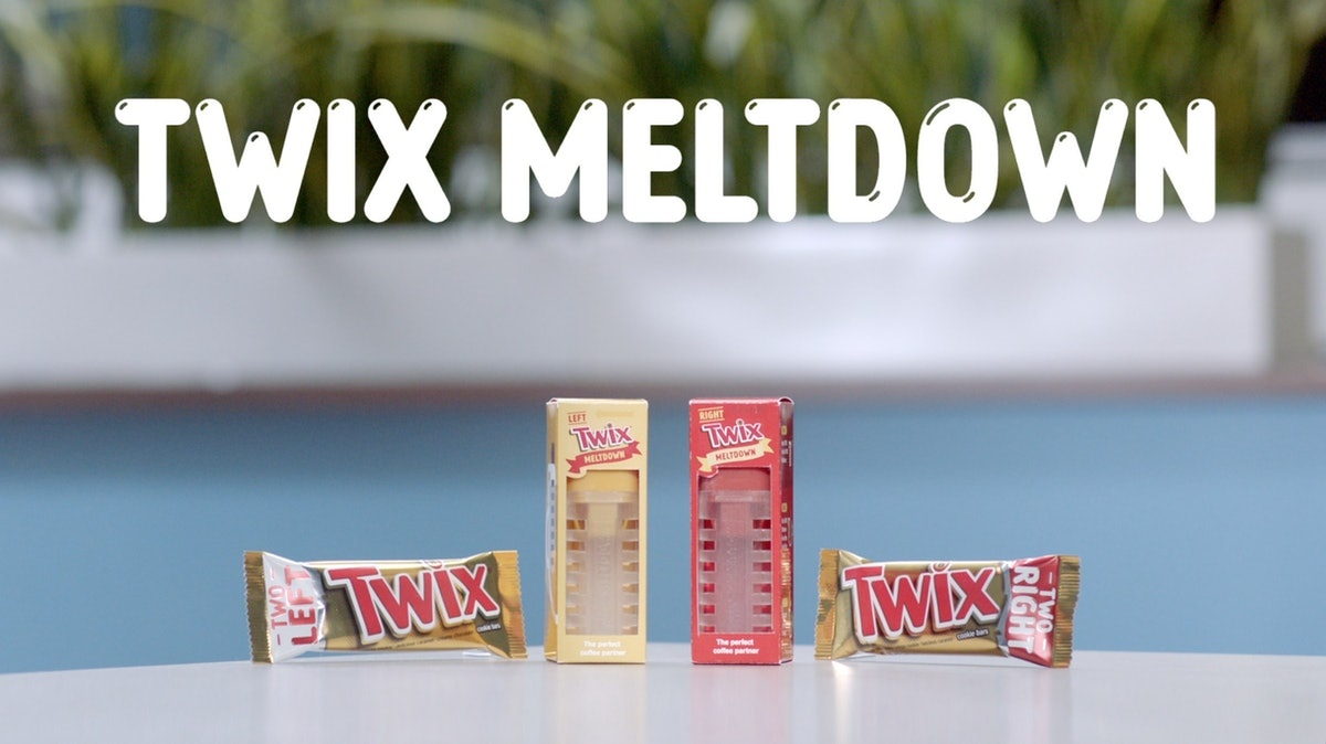 The Twix Meltdown Device For Coffee Is A Sweet Addition To Your Morning Cup