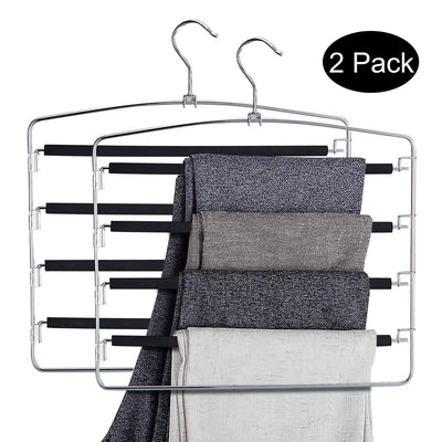 DOIOWN Slacks Hangers