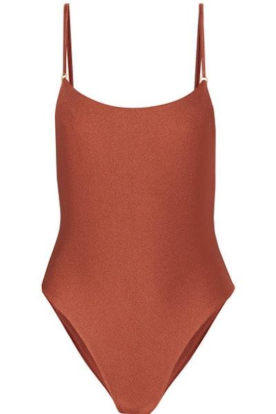 Jade Swim Reel Swimsuit