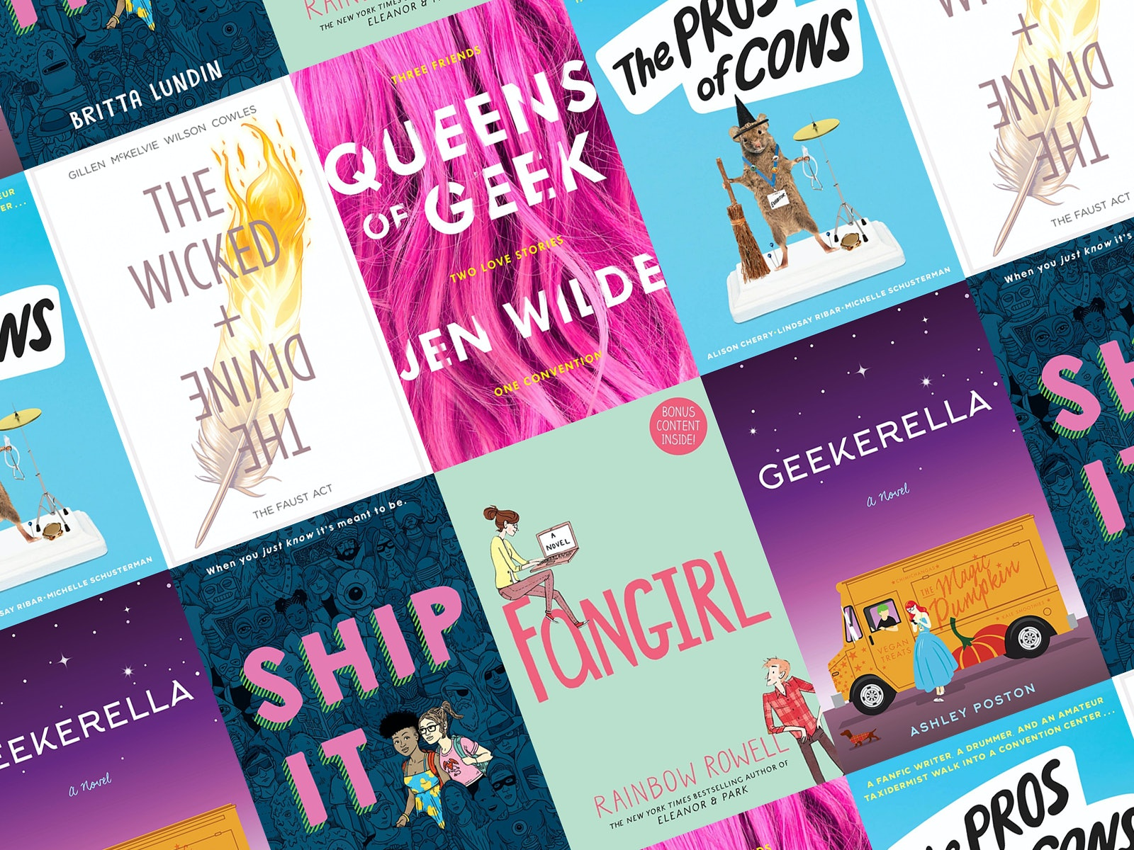 The Best Books About Fictional Fandoms, According To 7 Authors Who