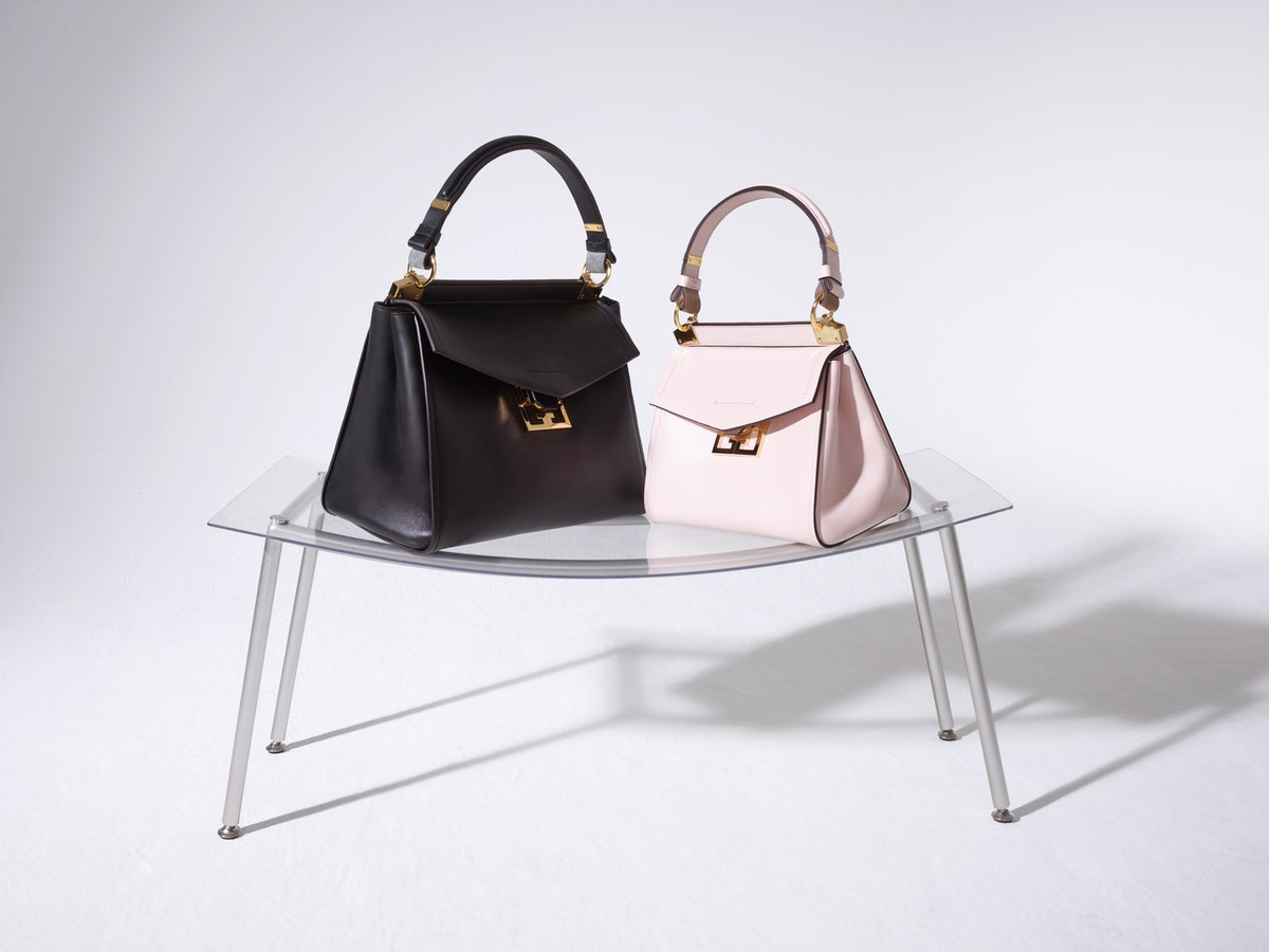 Givenchy's New Mystic Handbag Was Inspired By Haute Couture — & It's Equally As Luxe