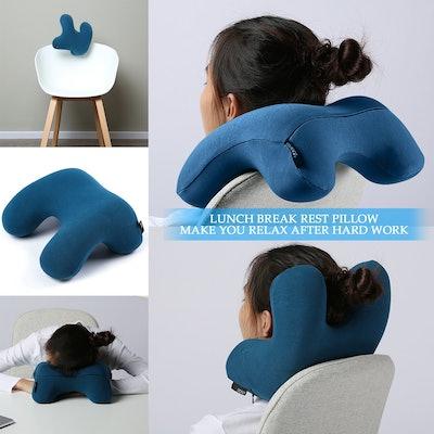 WDLHQC Memory Foam Neck Pillow