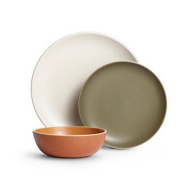 Woodward Dinnerware Set - 3-Piece