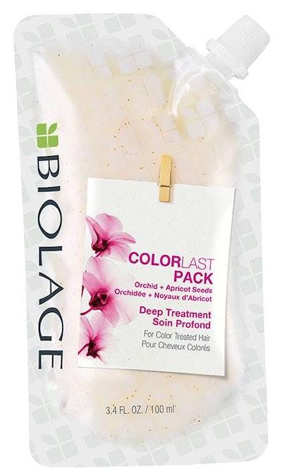Biolage ColorLast Deep Treatment Pack