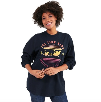 The Lion King Spirit Jersey for Adults - Oh My Disney