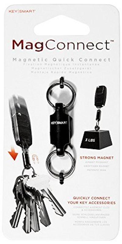 KeySmart MagConnect Magnetic Keychain