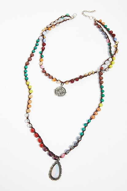 Silver Spring Layered Necklace