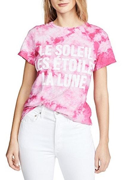 Tie Dye Celestial T-Shirt