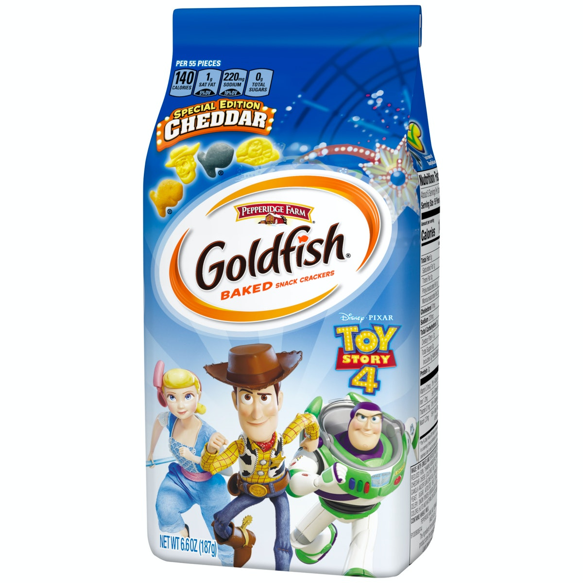 'Toy Story 4' Goldfish Crackers Will Take Your Tastebuds To Infinity And Beyond Beginning May 1