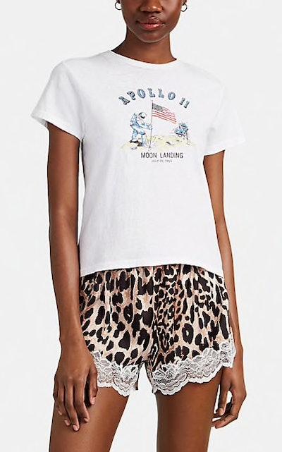 """The Classic """"Apollo 11"""" Cotton T-Shirt"""