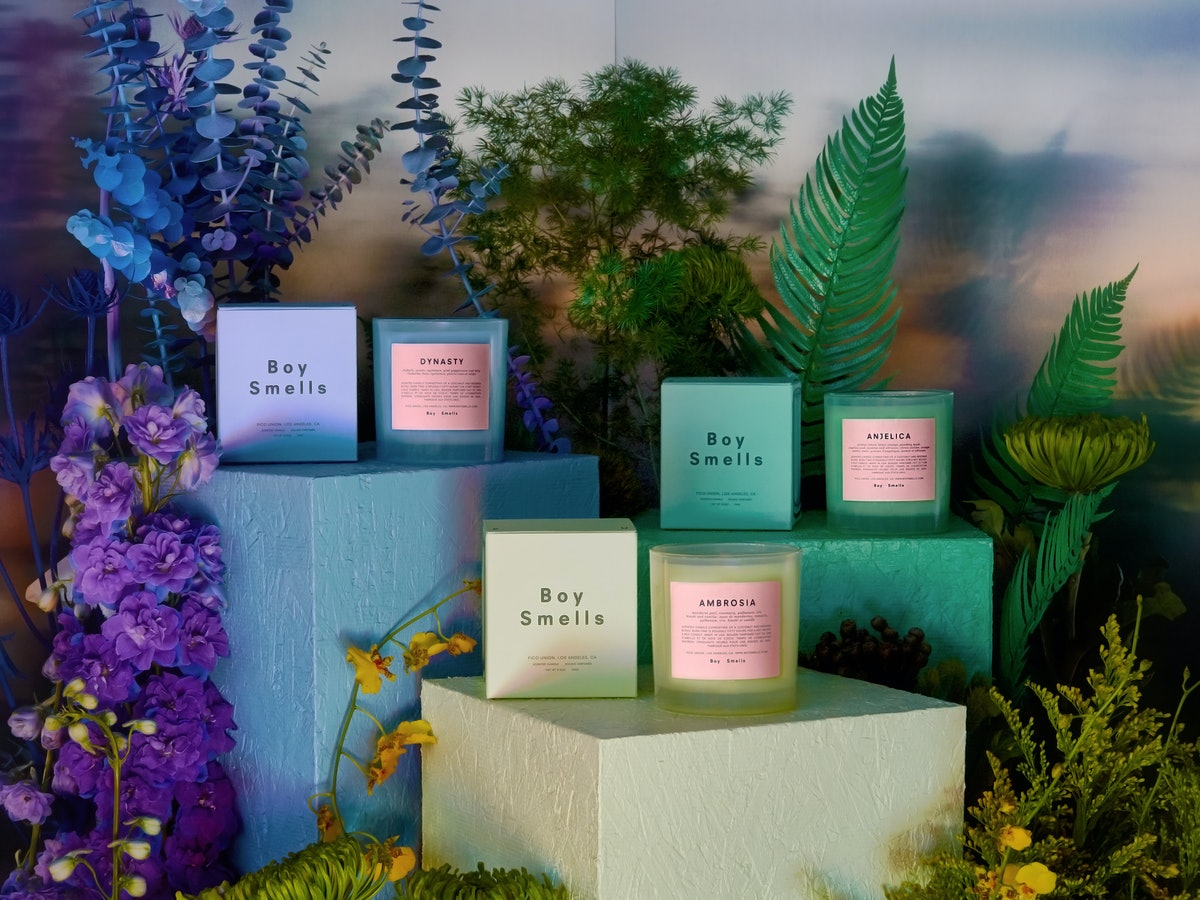 Boy Smells' Chromesthesia Collection Launches May 1 — & It's Really, Really Dreamy