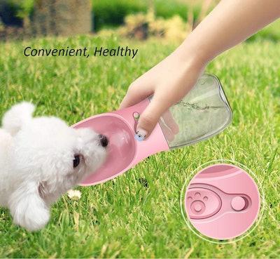 Brionac Dog Water Bottle