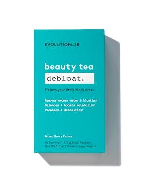 EVOLUTION_18 Beauty Tea Debloat