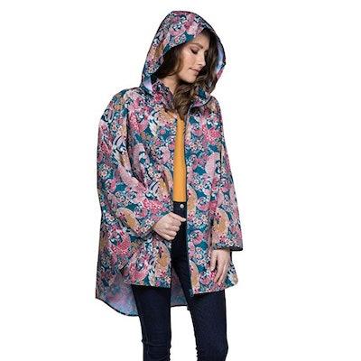 November Rain Lightweight Waterproof Poncho