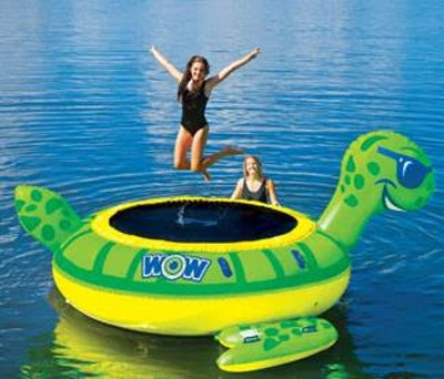 WOW Novelty Water Bouncer
