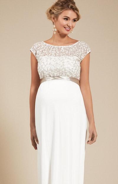 Mia Maternity Wedding Gown