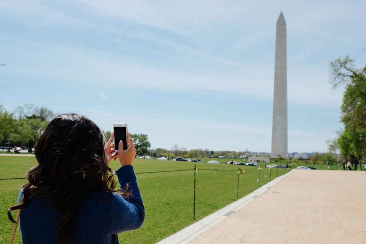 28 Captions For Washington D.C. & Seeing The Cherry Blossoms With Your Besties