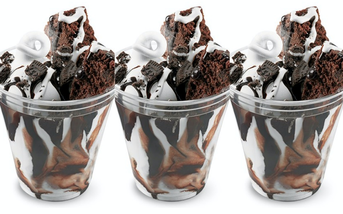 Dairy Queen Cupfections Come In 2 Flavors That Will Make Ice Cream Lovers Drool