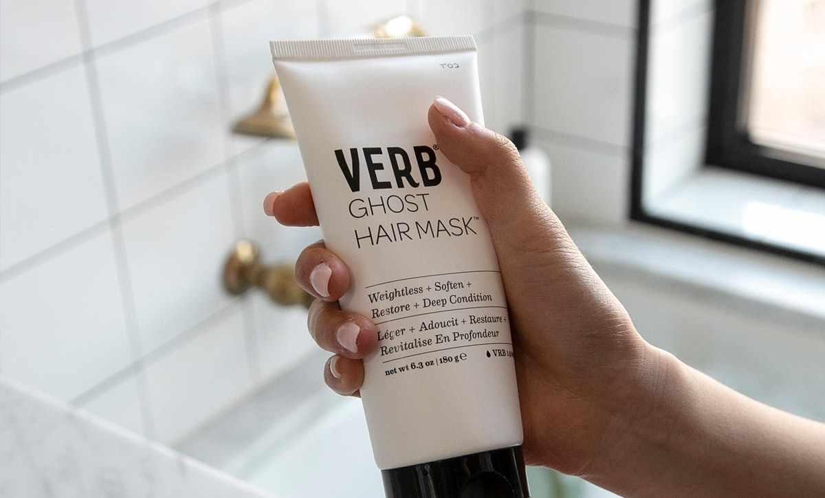 Verb's Ghost Hair Mask Is The Deep-Treatment Version Of The Cult-Fave Oil