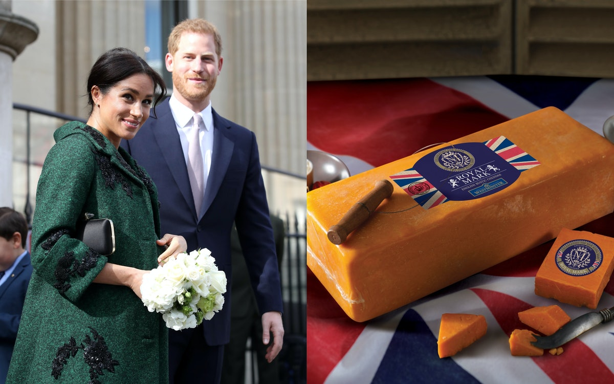 """When The Royal Baby Is Due Whole Foods Will Release A """"Royal Addition Cheese"""" To Celebrate"""