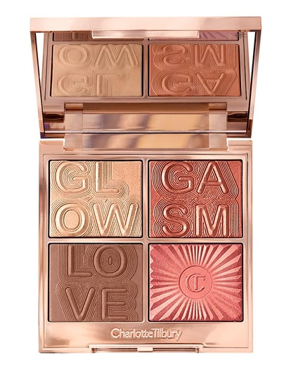 Glowgasm Face Palette in Lovegasm