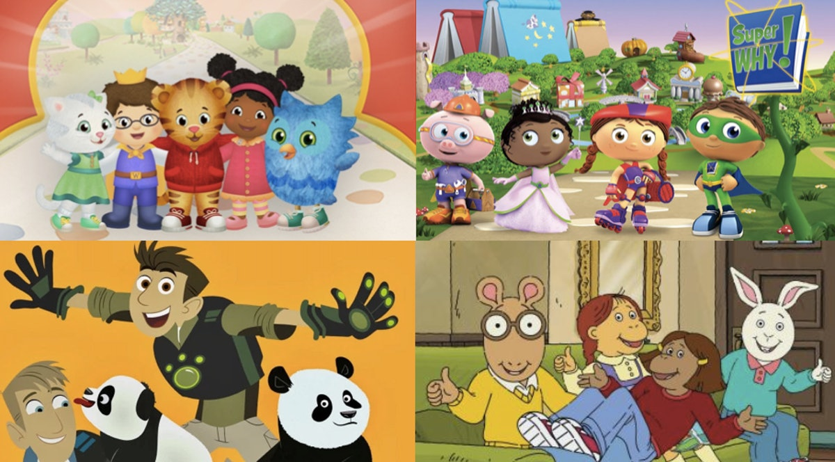 14 Kid Shows On PBS That The Whole Family Will Love