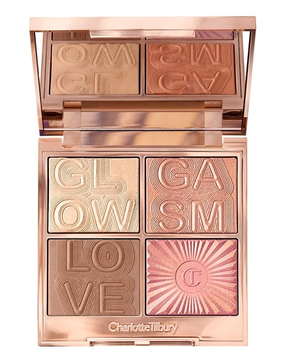 Glowgasm Face Palette in Lightgasm