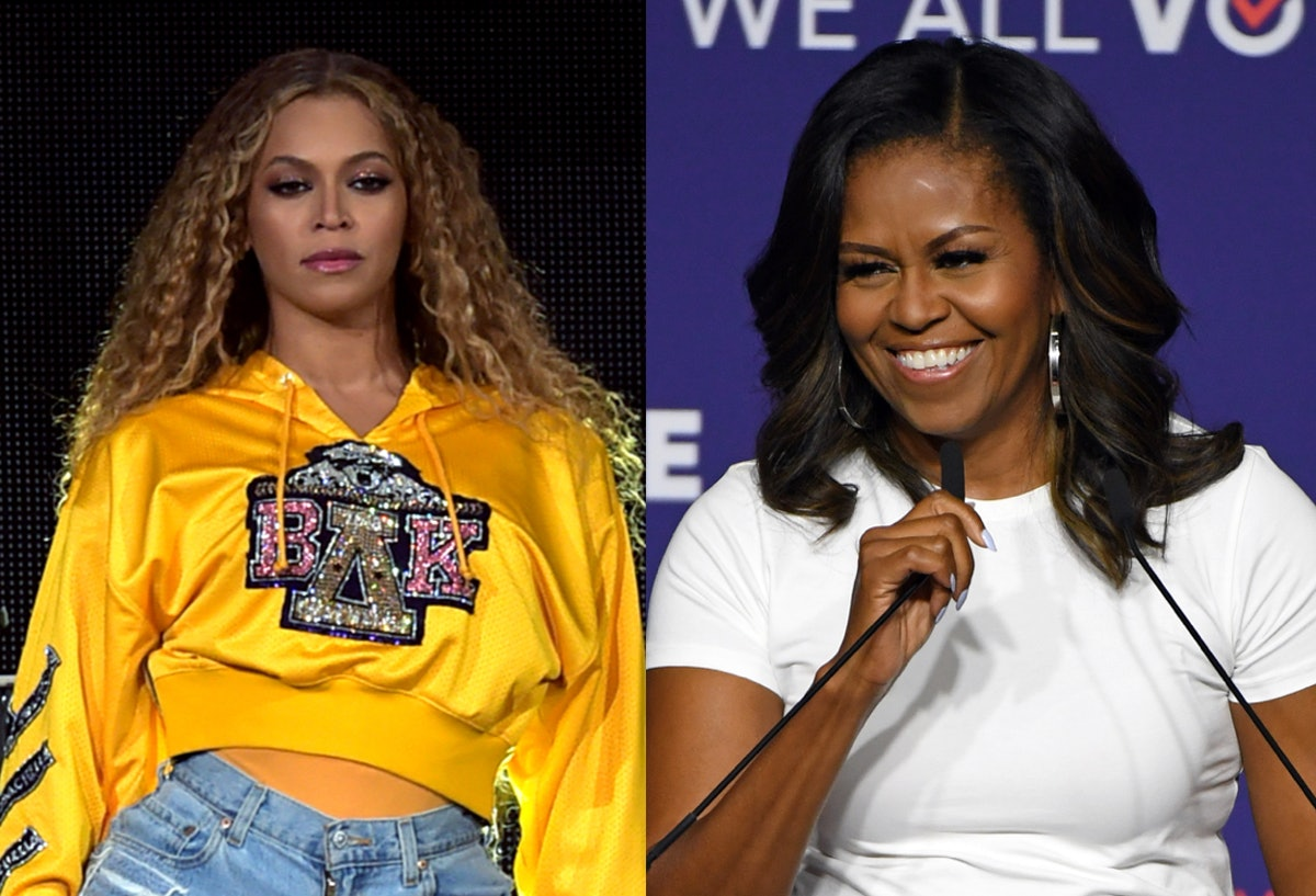 Michelle Obama Congratulated Beyonce For Her 'Homecoming' Success With A Touching, Heartfelt Message — VIDEO