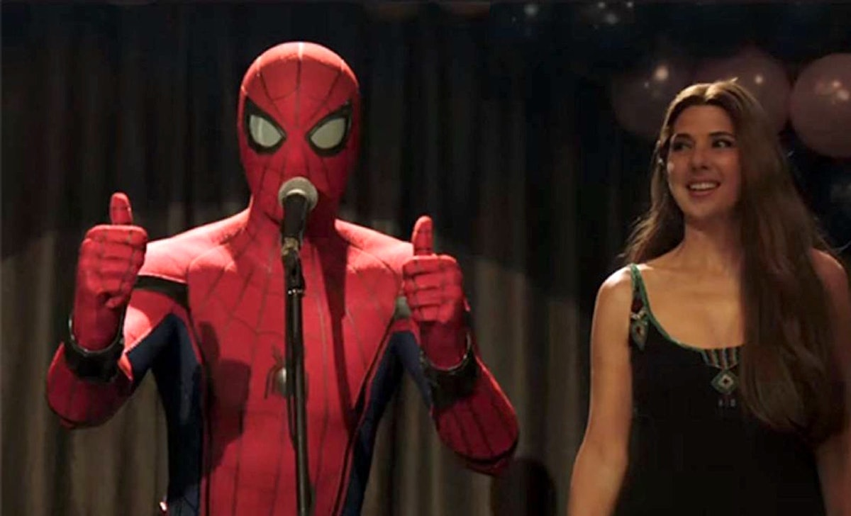 The 'Spider-Man: Far From Home' Premiere Date Was Moved Up, Because We Need More Marvel