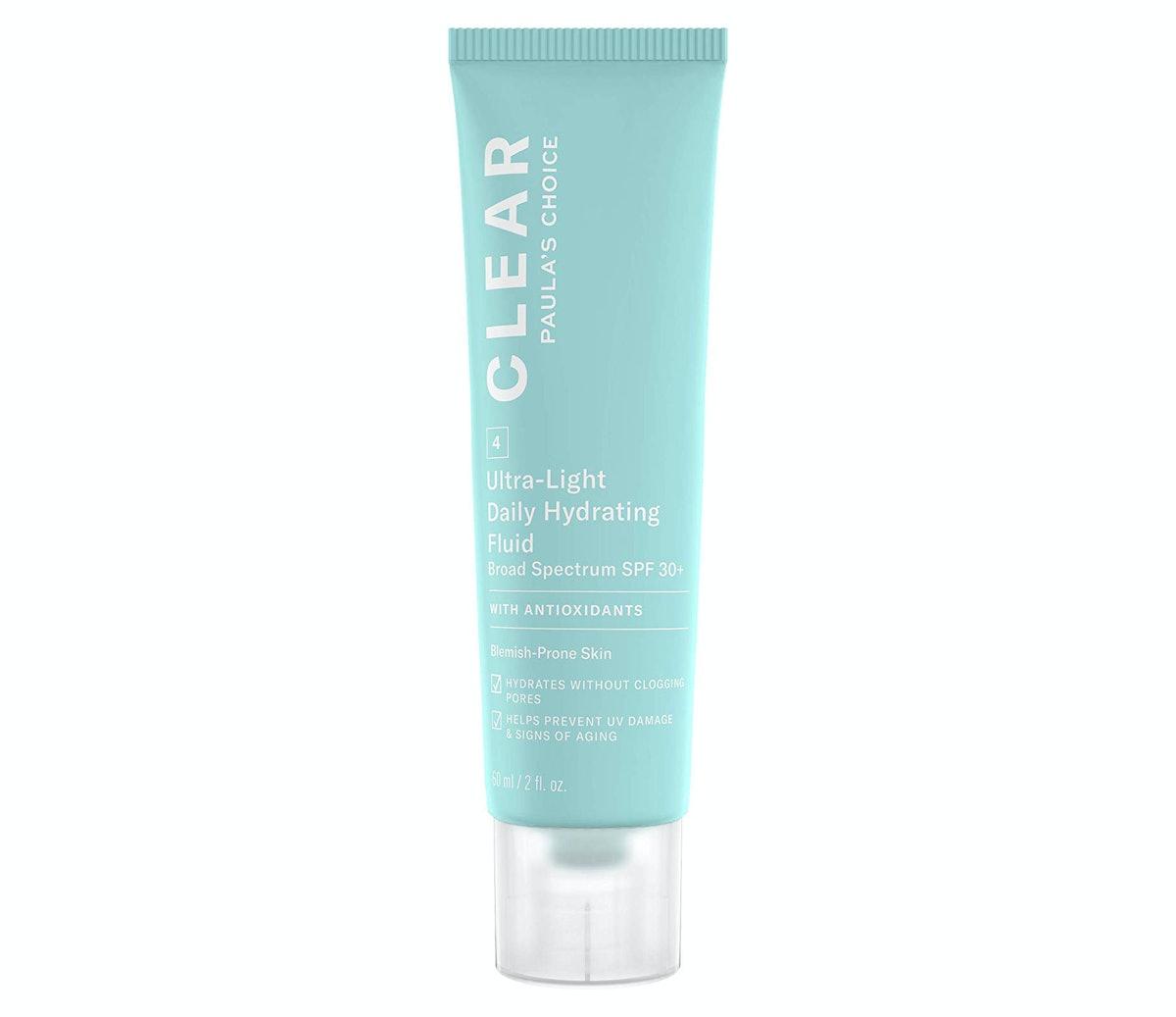 Paula's Choice CLEAR Ultra-Light Daily Hydrating Fluid