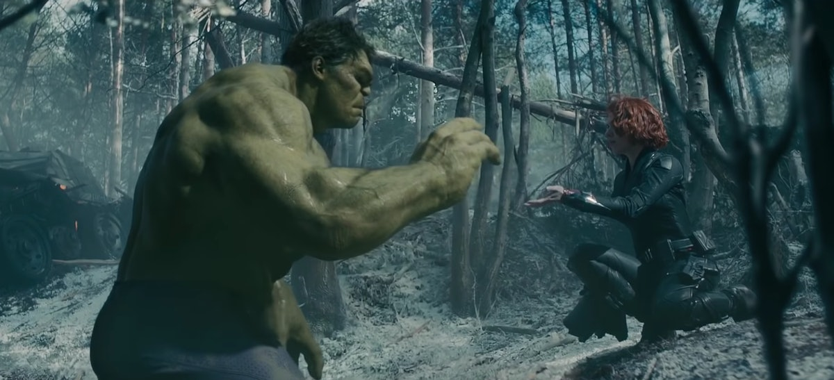 What's Up With Black Widow & The Hulk? The Prospects Of An 'Endgame' Romance Are Pretty Bleak