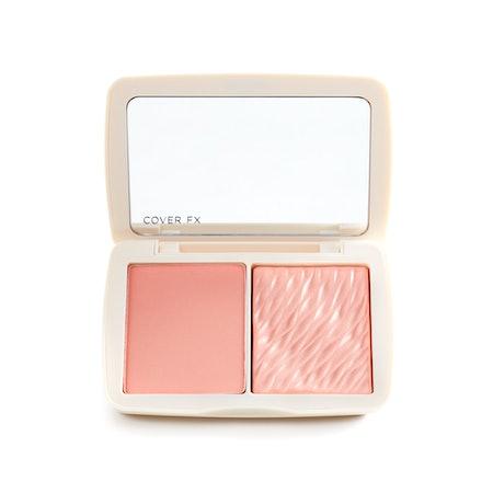 Monochromatic Blush Duo in Pink Dahlia