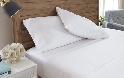GhostBed Premium Supima Cotton and Tencel Sheet Set