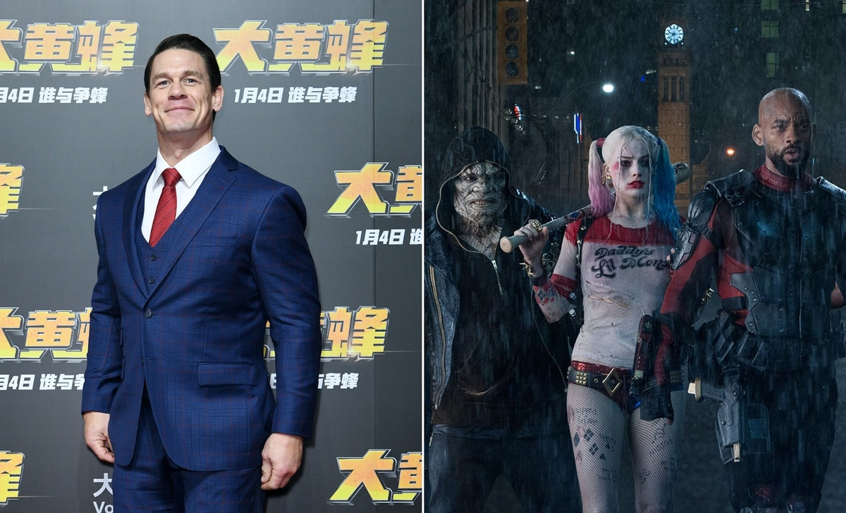 John Cena Is Joining 'Suicide Squad 2' So He Can Finally Play A Superhero