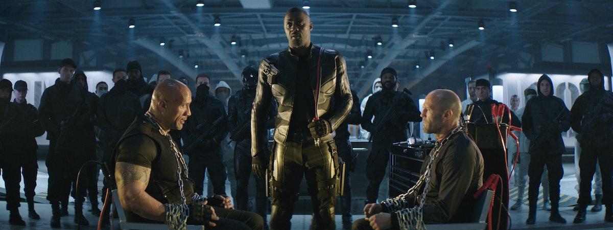 "This 'Hobbs & Shaw' Trailer Declared Idris Elba ""Black Superman"" & It Feels Very Accurate — VIDEO"