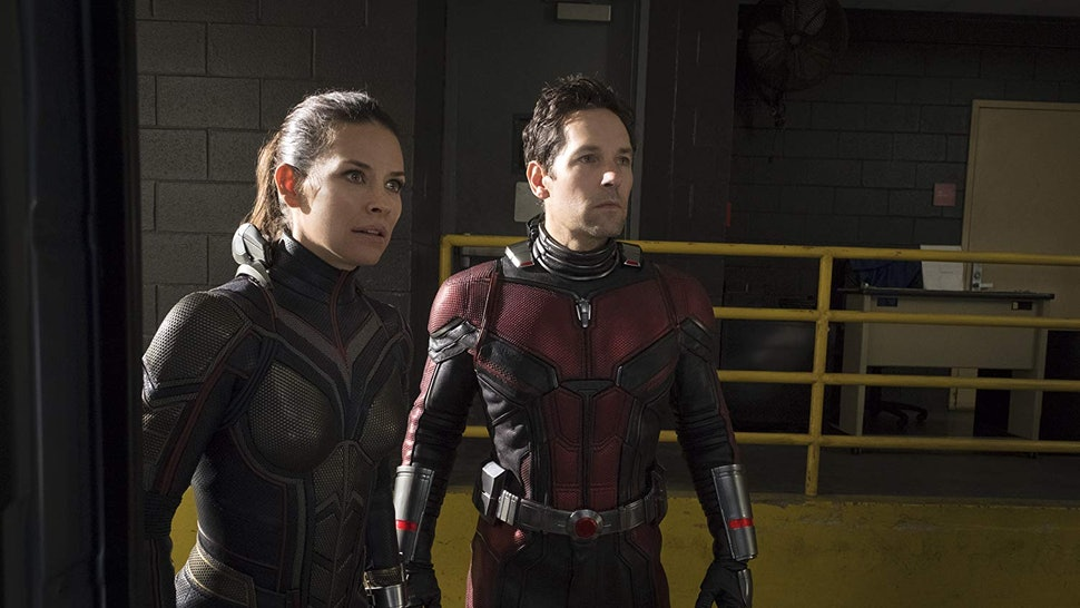What Happened In 'Ant-Man And The Wasp' Could Be A Major 'Endgame' Clue