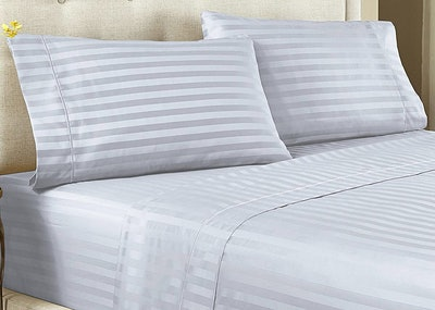 Auraa 500 Thread Count Pima Cotton Sheets