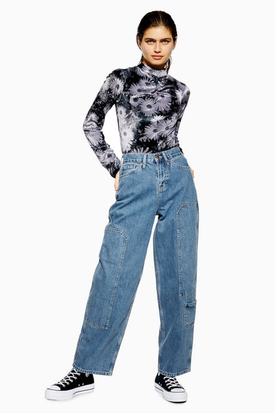 Cargo 90s Baggy Jeans